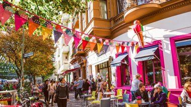 Les commerçants parisiens jouent la carte de la créativité pour leurs enseignes